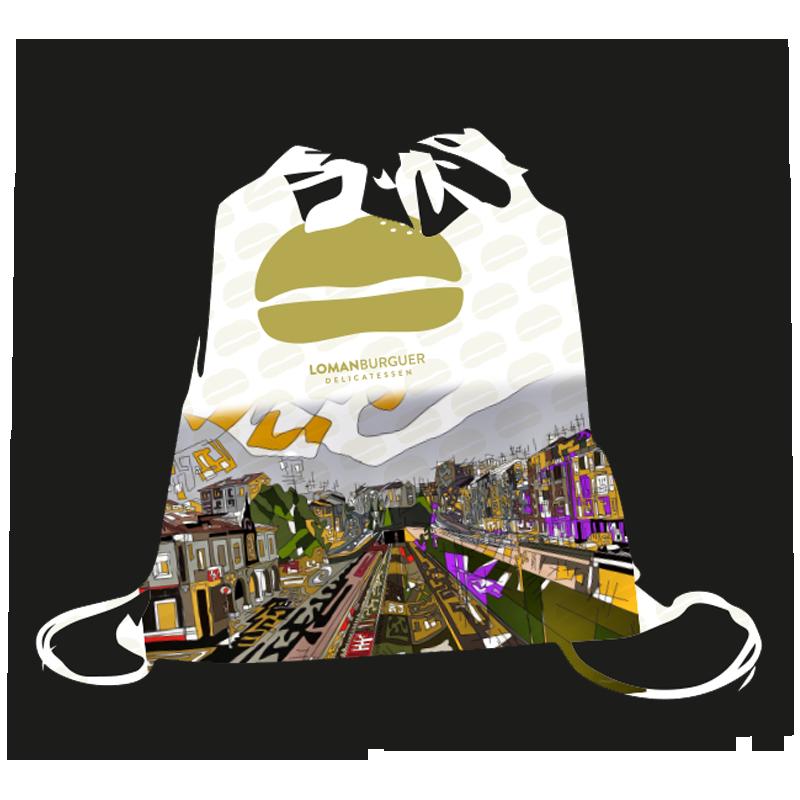 Mochila - Productos La Estación de Loman