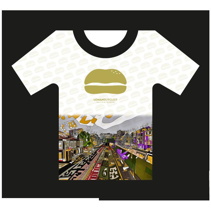 Camiseta - Productos La Estación de Loman