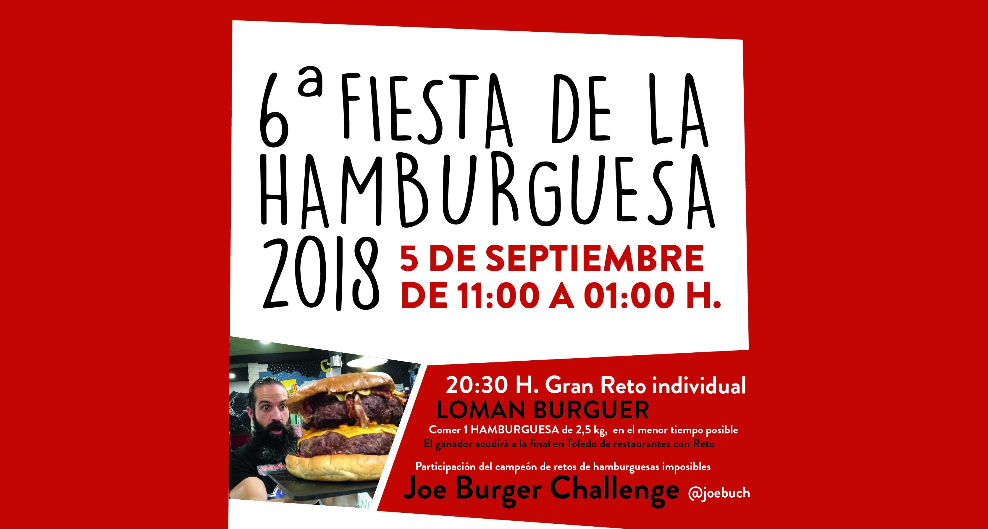 VI Festa da Hamburguesa
