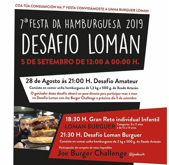 VII Festa da hamburguesa